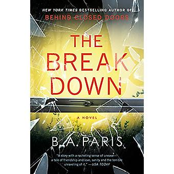 The Breakdown by B A Paris - 9781250179838 Book