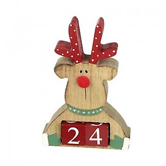 Heaven Sends Moose Countdown Calendar