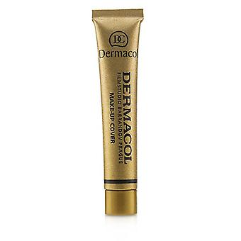 Dermacol Make Up Cover Foundation Spf 30 - # 209 (very Light Beige With Peach Undertone) - 30g/1oz