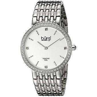 Burgi Clock Woman Ref. BUR138SS