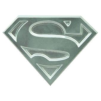 Superman die animierte Serie Logo Metall Flaschenöffner