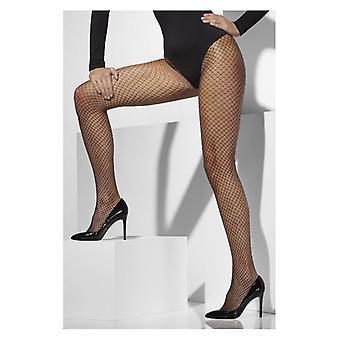 Womens Gitter Net Strumpfhosen Fancy Dress Zubehör