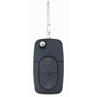 Custom To Suit Audi 2 Button Uncut Key