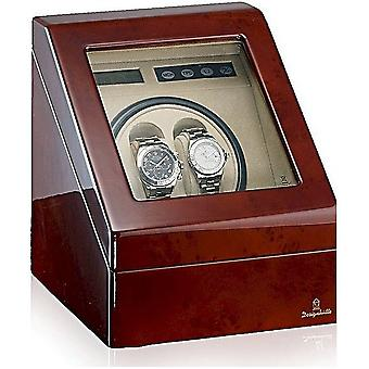Designhütte watch winder Monaco root wood 70005-43