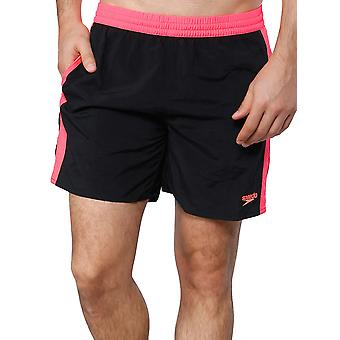 Colour Block Leisure Water Shorts