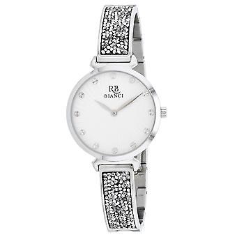 Roberto Bianci Women's Brillare White Dial Watch - RB0200
