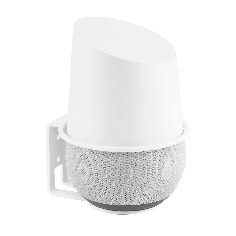 Vebos wall mount Google Home white