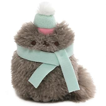 Gund Pusheen Winter Pip Plush (12.5cm)