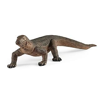 Schleich Wild Life Komodo Dragon Toy figur (14826)