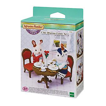 Sylvanian Families - Chic Dining Table Set Toy