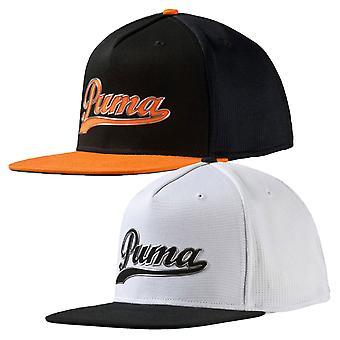 Puma Golf Herren Skript Snapback Cap verstellbarBaseball Hut