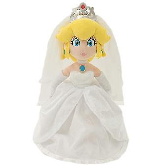 Plysch-Nintendo-Peach Bride 16