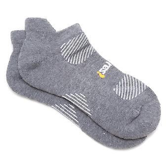 Feetures Unisex High Performance Ultra Light Cushion No Show Tab Socks