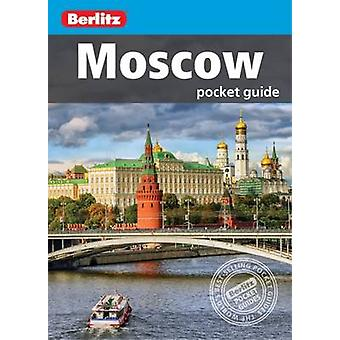 Berlitz Pocket Guide Moscow Travel Guide