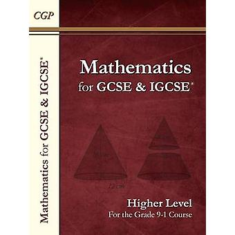 Maths for GCSE and IGCSE R Textbook Higher for the Grade