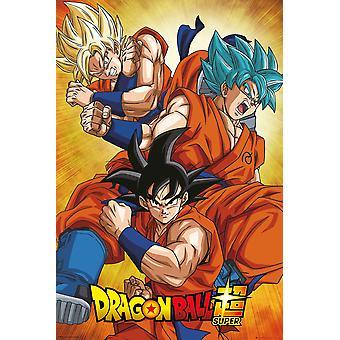 Dragon Ball Super Goku Maxi-juliste 61x 91.5 cm
