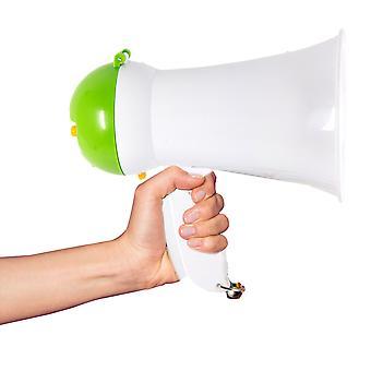 Megafon TRIXES 10w / głośnik głosowy do wydmuchiwania Bullhorn Amp