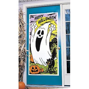 Halloween T³rverkleidung Happy Halloween Geist