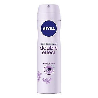 Spray Déodorant Double Effet Nivea (200 ml)