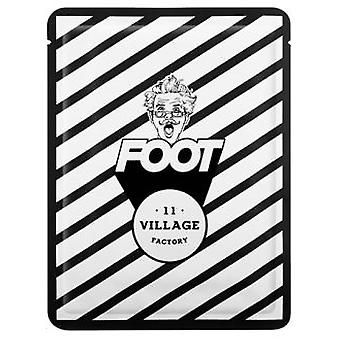 Village Factory Relax dag Foot Mask