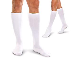 Therafirm Core Spun Unisex Support Socks [Style AC12] Navy  XXL