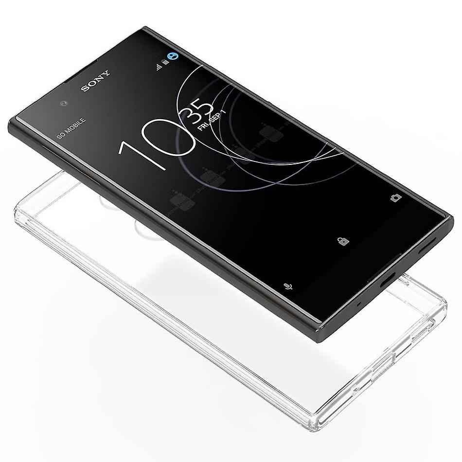 iCoverCase | Sony Xperia L2 |  Transparent TPU Skal