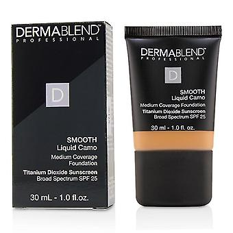 Dermablend Smooth Liquid Camo Foundation Spf 25 (medium Coverage) - Copper (55w) - 30ml/1oz