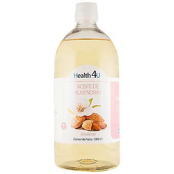 Health 4U Aceite de Almendras Dulces 1000 ml