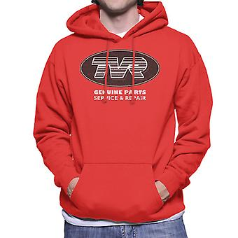 TVR Genuine Parts Men's Hooded Sweatshirt