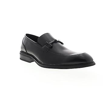 Unlisted by Kenneth Cole Piano Slip On Mens Black Dress Slip On Loafers Shoes
