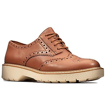Clarks Witcombe Echo kvinner Lace opp brogues