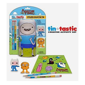 Adventure Time Finn Tin-Tastic Activiteit Set
