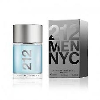 Carolina Herrera 212 mænd Aftershave 100ml Splash