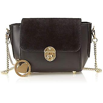 Piece Bags Cbc7722tar Black Women's Shoulder bag 10x18x26 cm (W x H x L)