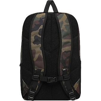 Vans Mens Transplant Adjustable Strap School Travel 3 In 1 Backpack Bag - Camo