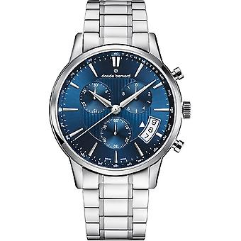 Claude Bernard - Watch - Men - Classic Chronograph - 01002 3M2 BUIN