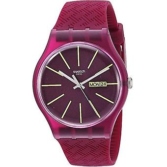 Swatch Vent Brulant Mens Watch SUOR709