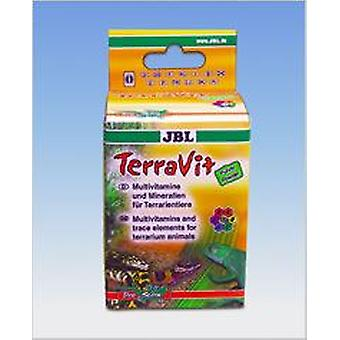 JBL Terravit (Reptiles , Food Supplements)