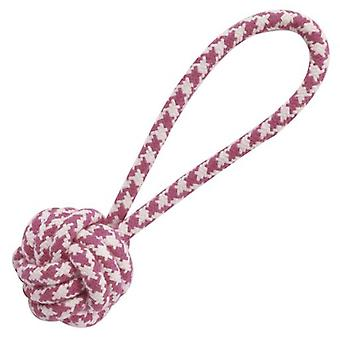 Arquivet Knot with Rose Handle (Dogs , Toys & Sport , Ropes)