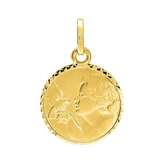 M Daille Engel gesteinigt e Gold 375/1000 gelb (9K)
