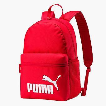 Puma Fase Kleine Kids Sports School College Kleine Rugzak Rugzak Zak Rood