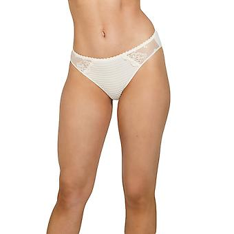 Louisa Bracq 41930 Women's Elise Embroidered Lace Brief