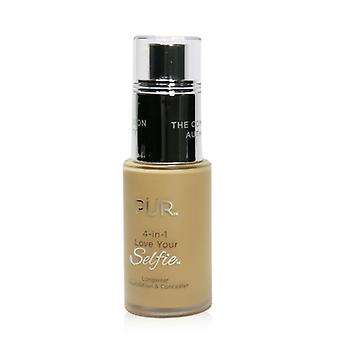 Pur (Purminerals) 4 In 1 Liebe Ihre Selfie Longwear Foundation & Concealer - #mg3 - 30ml/1oz