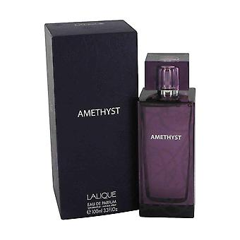 Lalique Amethist voor vrouwen door lalique 3.3 oz eau de toilette spray
