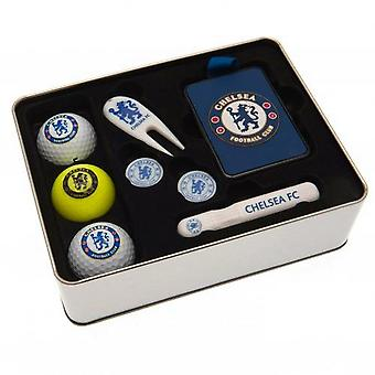 Chelsea FC Premium Golf Gift Set (8 Pieces)