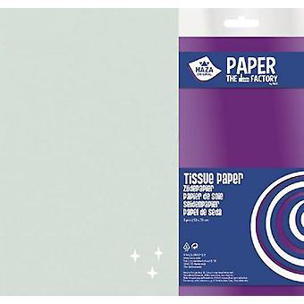Haza Tissue paper silver 18gr 5SH 50x70cm 185973