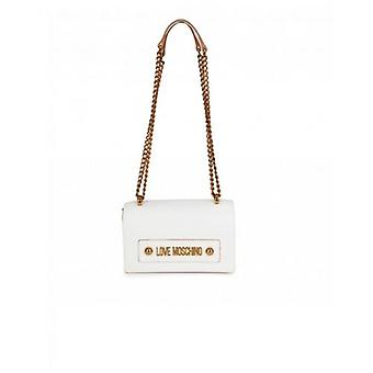 Love Moschino Accessories Letter Logo Chain Crossbody Bag