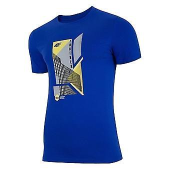 4F TSM022 H4L19TSM02236S universele zomer heren t-shirt