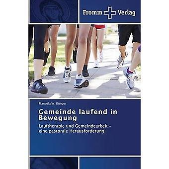 Gemeinde laufend in Bewegung by Bnger Manuela W.