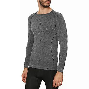 Men's Thermal T-shirt Sport Hg Hg-8032 Grey